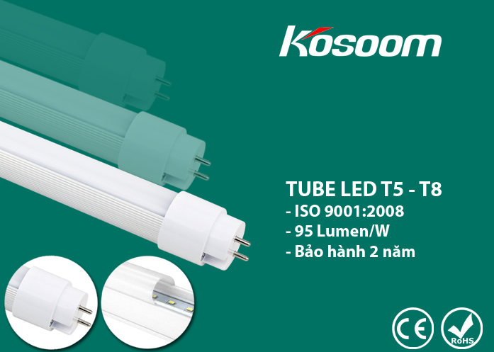 Tube led kosoom