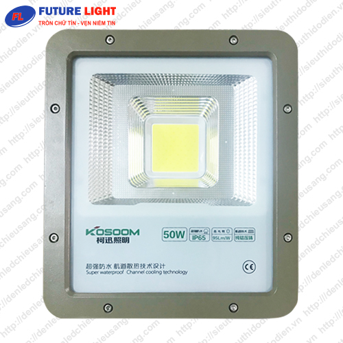 Đèn pha LED KOSOOM 50W chip COB PH-KS-50