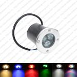 Đèn LED âm đất 3W RGB Maxlight ML-LED-03-RGB